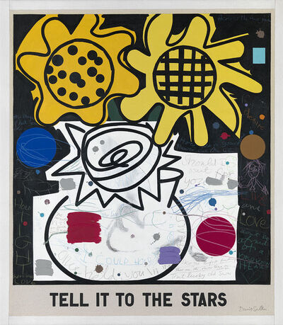 David Spiller, 'Tell it to the Stars', 2009
