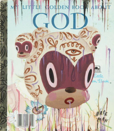 Gary Baseman, 'Lil Golden Book 4 - Tan Enlightened Chou', 2009