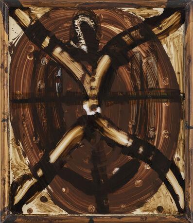 Bruno Ceccobelli, 'Quattro Versi', 1986