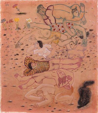 Hanefi Yeter, 'Seven sleepers', 2020
