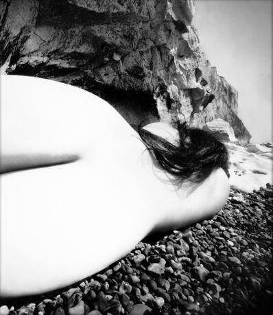 Bill Brandt, 'Nude, East Sussex Coast, April 1953', 1974