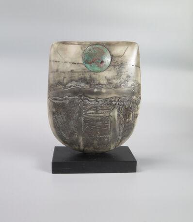 Peter Hayes, 'Raku Bow with Disc', 2017