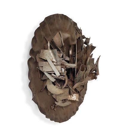 Albert Feraud, 'Sans titreSculpture en acier soudé'