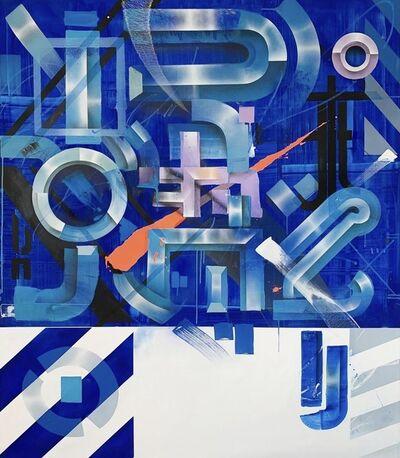 Helio Bray, 'Cobalt 01', 2020