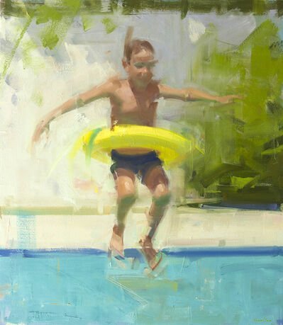 David Shevlino, 'Leaping', 2015