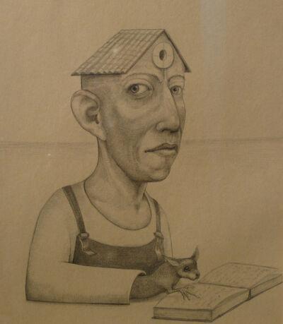 Luis Quintero, 'Ratón de biblioteca', 2010