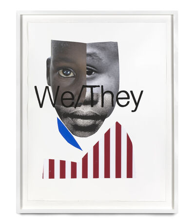 Deborah Roberts, 'A consequence of history', 2020