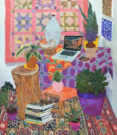 Anna Valdez, 'References', 2014