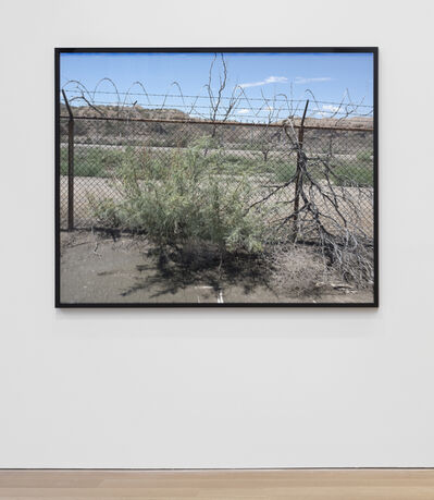Willie Doherty, 'At The Border, Indeterminate Status (Disappear) El Paso, Texas', 2017