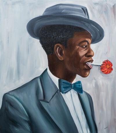 Zemba Musiri Lutanda Luzamba, 'Mr Lover', 2017