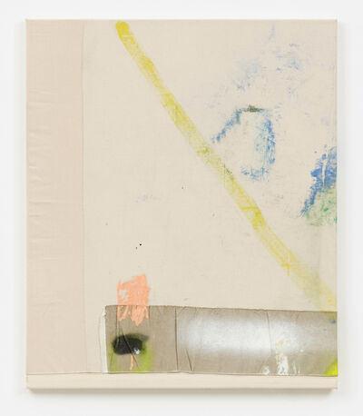 Jenny Brosinski, 'Won't look down, won't open my eyes ', 2016