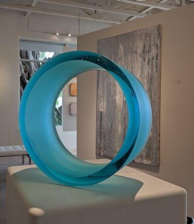 Brian Usher, 'Ring - Aquamarine', 2019