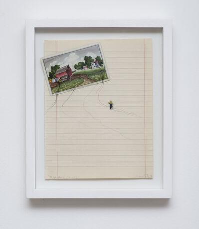 Liliana Porter, 'To Go There (Ir Alla)', 2017