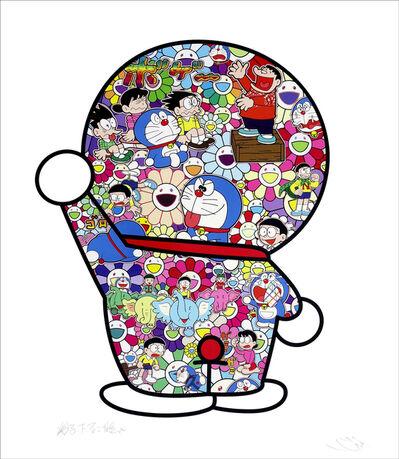 Takashi Murakami, 'Doraemon: Doraemon's Daily Life Lithograph', 2020