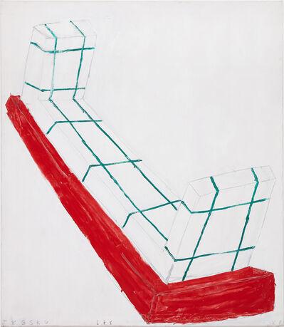 Torsten Andersson, 'Tygskulptur', 2001