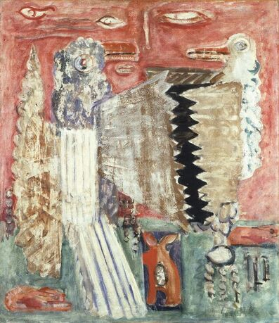 Mark Rothko, 'Composition', 1941-1942