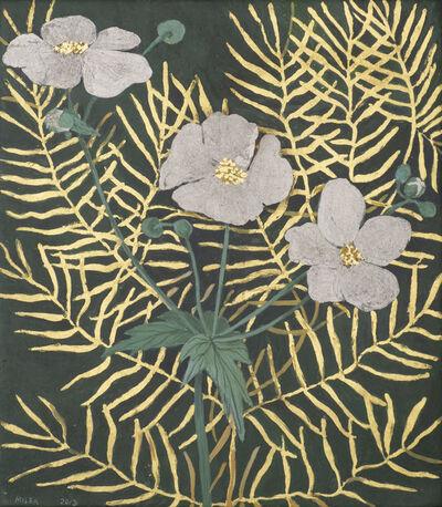 Gary Milek, 'Flower Spirits - Anemone', 2013