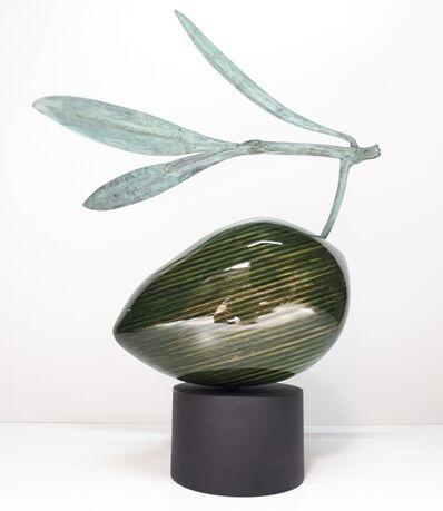 Serhiy Chepel, 'Olive Picholine ', 2019
