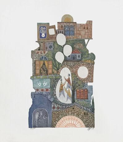 Amram Ebgi, 'PLAYHOUSE (JUDAICA ART)', ca. 1990