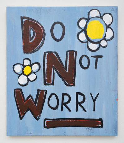 Jim Torok, 'Do Not Worry', 2008