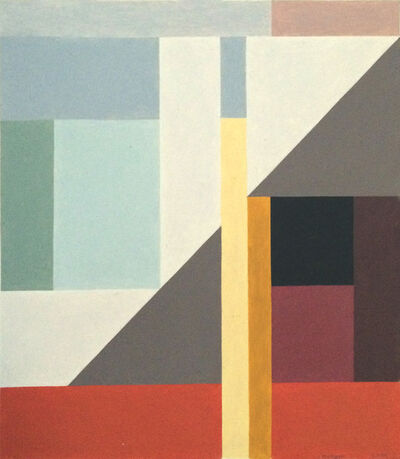Judith Seligson, 'The Logic of Painting', 1994
