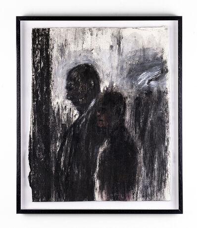 Johann Louw, 'Twee Figure', 2018
