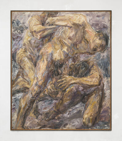 Philip Pearlstein, 'The Capture', 1954