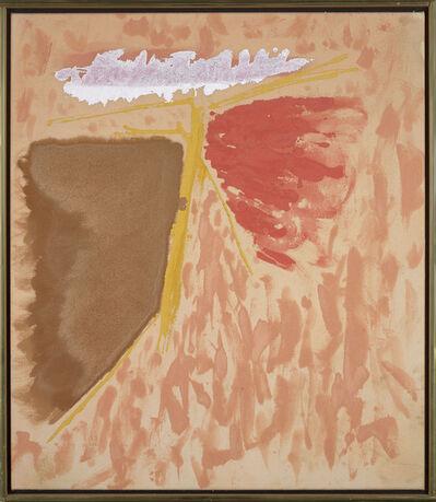Dan Christensen, 'The Selector', 1979