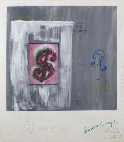 Wulf Treu, 'Armory NYC'