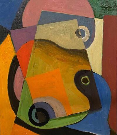 Anton Henning, 'Interieur No. 568', 2020