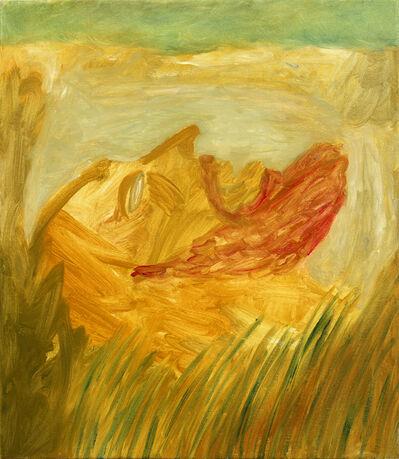 Shai Yehezkelli, 'Untitled Self Portrait', 2020