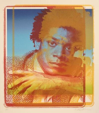 Richard Corman, 'Basquiat', 2019