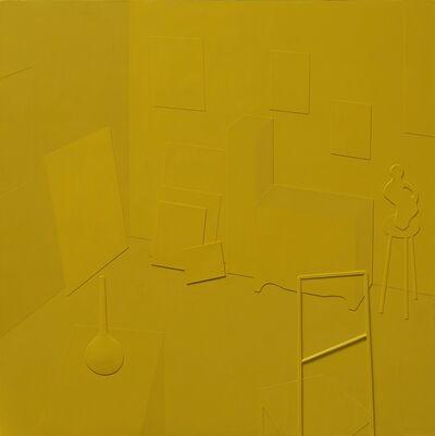 Huang Yishan, 'Easel', 2015