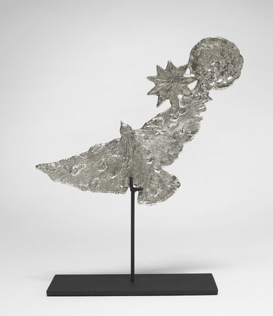 Kiki Smith, 'Crescent Bird', 2015