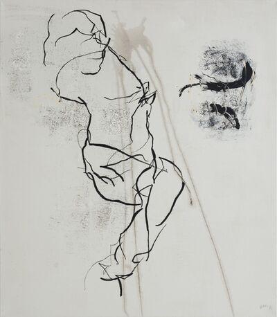 """Hannes Mlenek, 'Cephalopods """"Rosebud 1""""', 2017"""