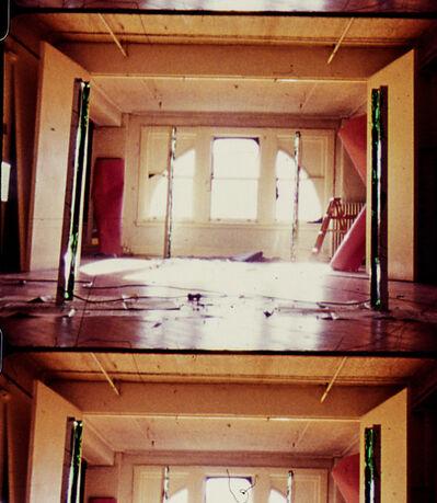 David Haxton, 'Filmstrip Painting Room Lights', 1981-2018