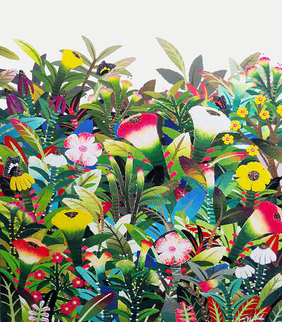 Juyoung KANG, 'Fragrance - Float', 2015