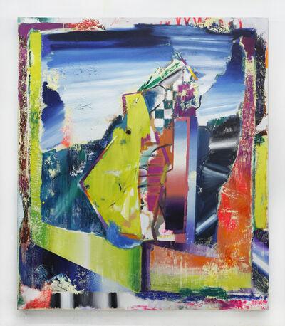Allan Villavicencio, 'Tetris effect', 2019