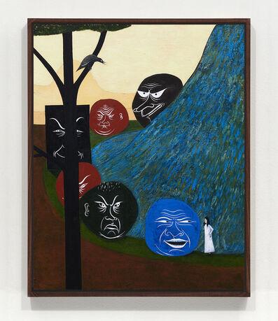 Clare E. Rojas, 'Boulders In My Way', 2020