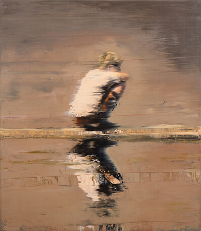 Andy Denzler, 'Boy on a River', 2012