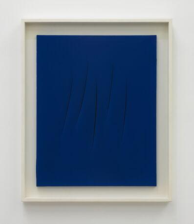 Lucio Fontana, 'Concetto spaziale – Attese', 1964