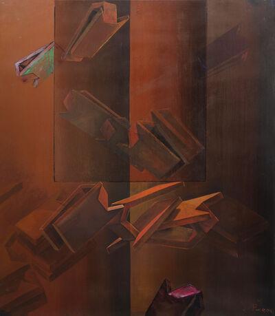 Mariano Pieroni, 'Mirror', 1987