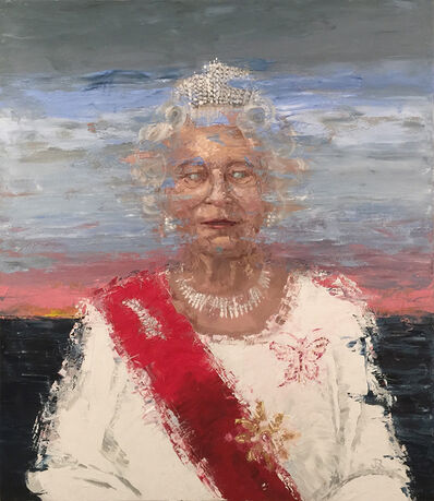 Jack Rosenberg, 'Sunset of the British Empire (the Red Queen)', 2016