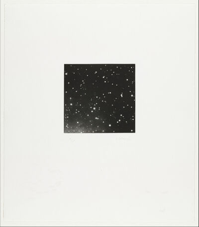 Vija Celmins, 'Untitled (for Parkett no.44)', 1995