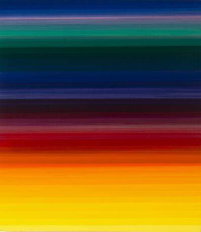 Thierry Feuz, 'Technicolor Stratus Delta', 2017