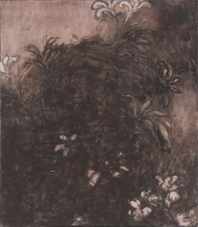 Wang Yabin, 'Lily in Wind', 2016