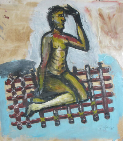 Jeffar Khaldi, 'Untitled', 1998