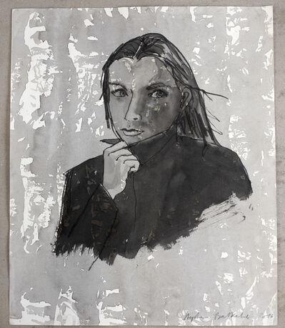 Stephan Balkenhol, 'Frau', 2016