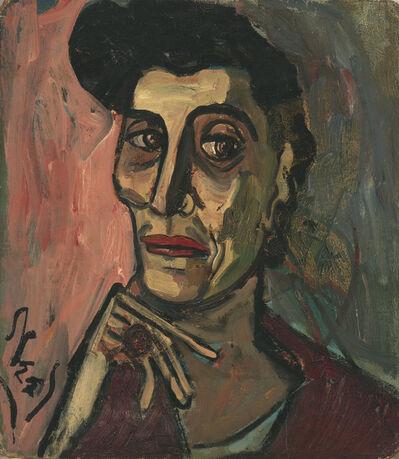 Alice Neel, 'Elsie Rubin', 1958