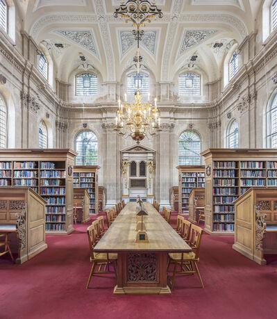 Reinhard Gorner, 'The Cohen room, Oxford', 2017